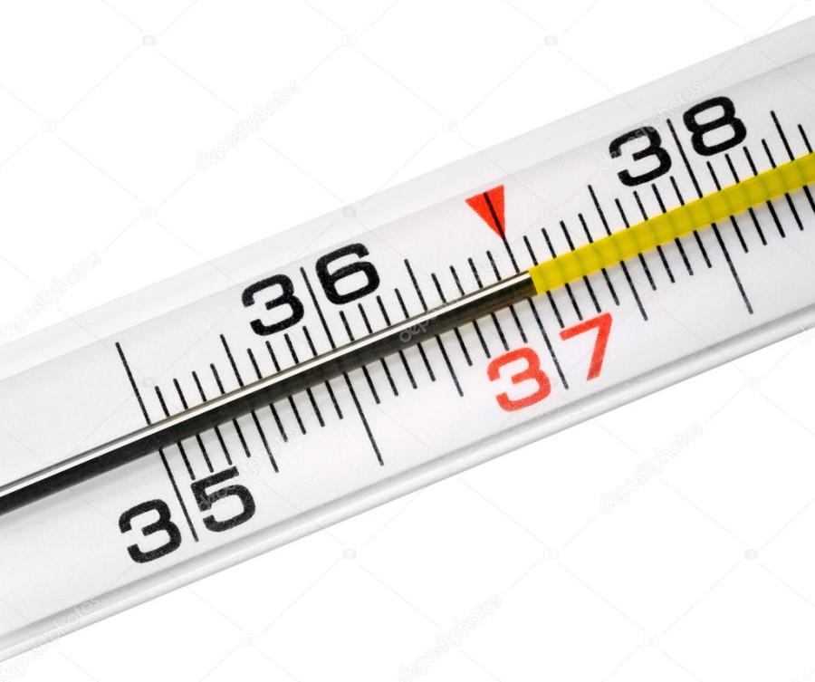Не существует единого числа для нормальной температуры тела