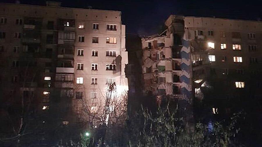 Почему так сильно взрывается газ в жилых многоэтажных домах?
