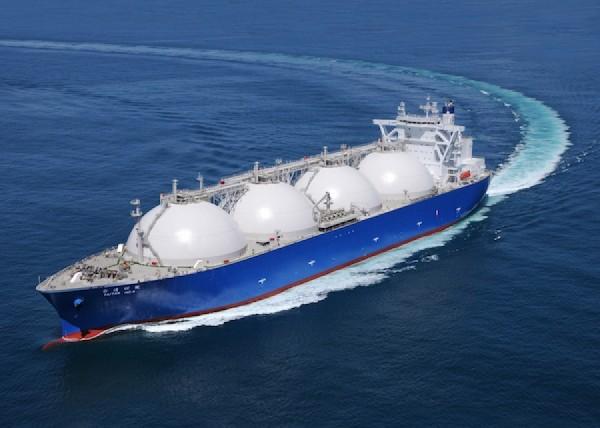 Очередной русский СПГ-газовоз снова спасает американцев от холода