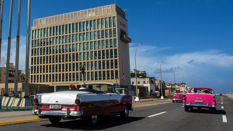 Против посольства США на Кубе было использовано биологическое оружие
