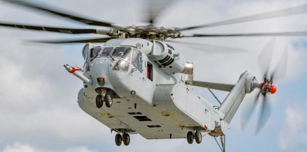 Самый дорогой вертолет ВВС США летает пока не очень