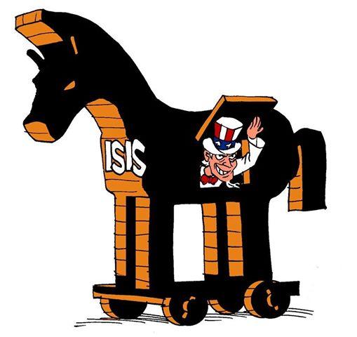 США организовали побег главарей ИГ из Афганистана
