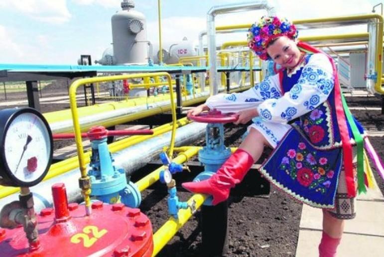 Как Газпром обходит Украину