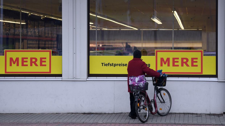 В Германии из-за ажиотажа, временно приостановил работу новый супермаркет из России