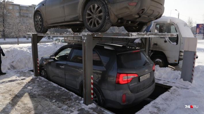 Есть ли перспективы у варианта парковки челябинского