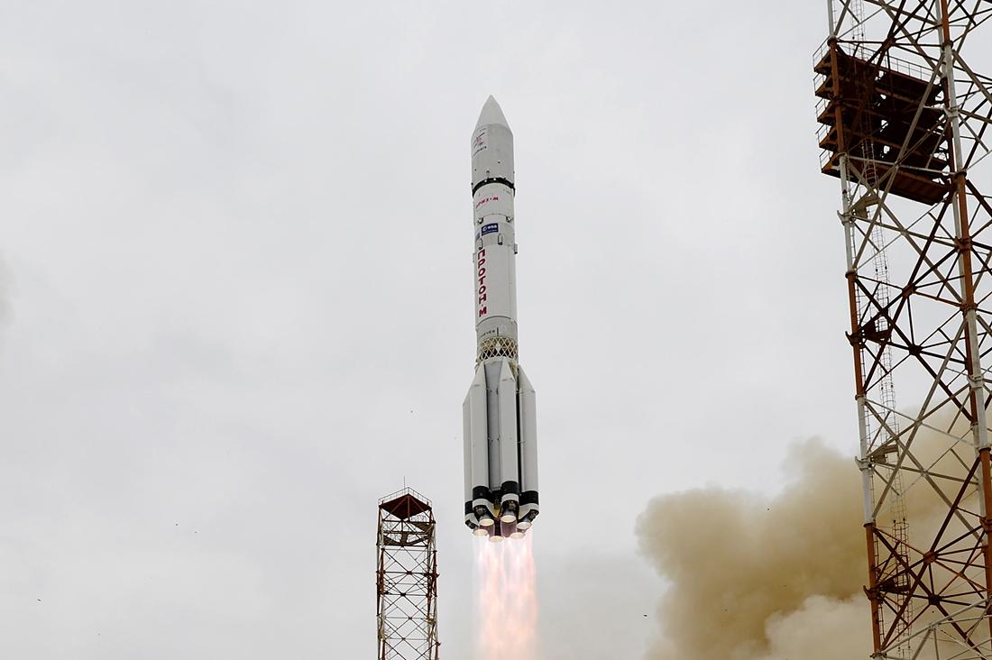 В России собран самый мощный ракетный двигатель