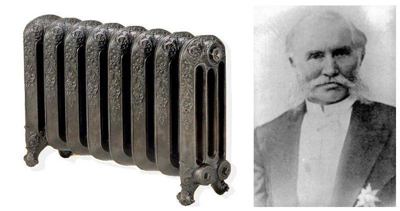 Кто изобрел радиаторы отопления?