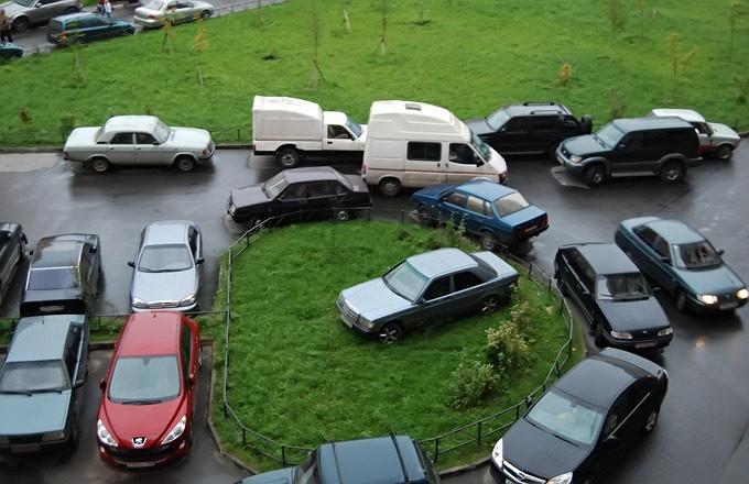 У кого нет гаража, хотят запретить покупать машины разоблачаем