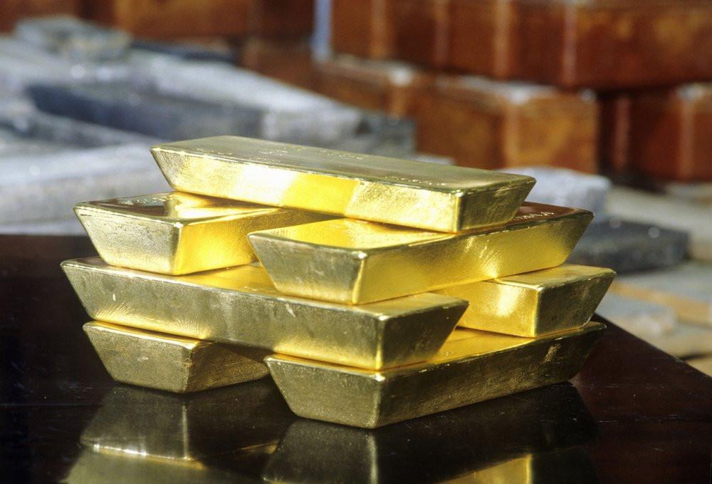 Как США и Англия присваивают чужое золото