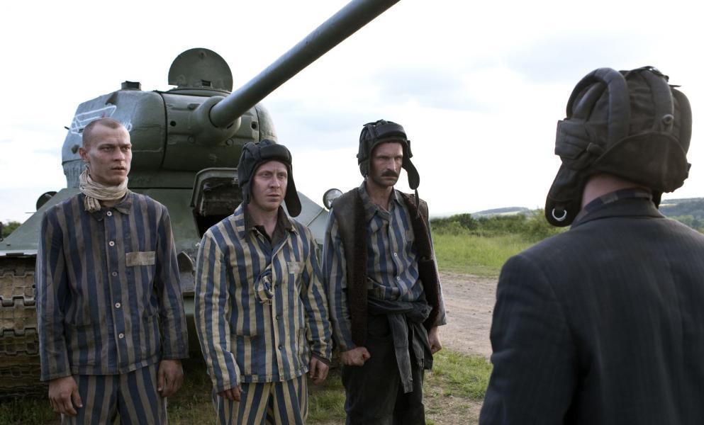 """О новом российском фильме """"Т-34"""""""