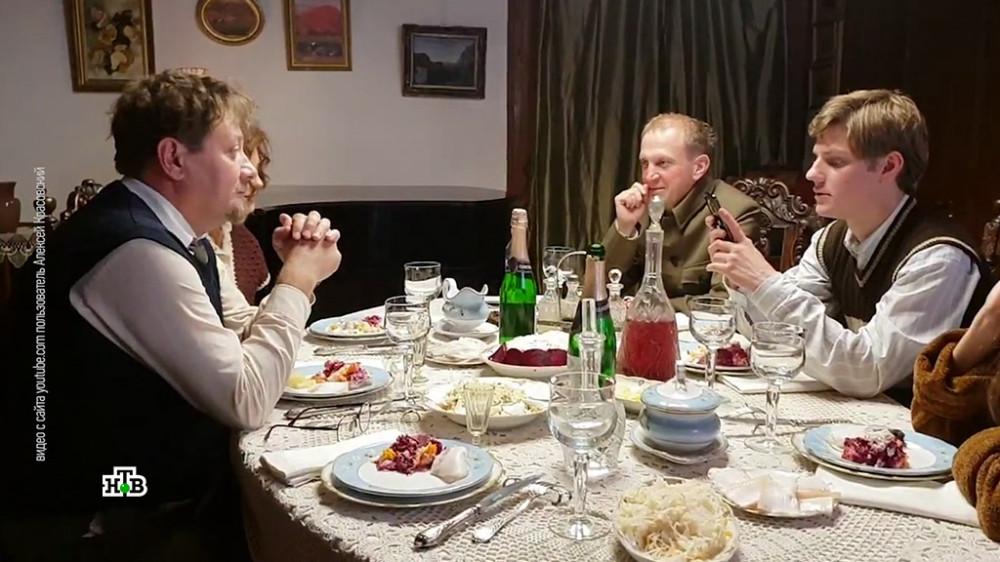 Комедия про блокадный Ленинград