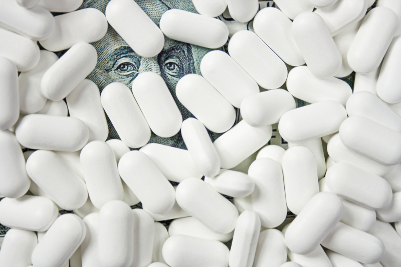 Как бесплатное лекарство подорожало до $375,000