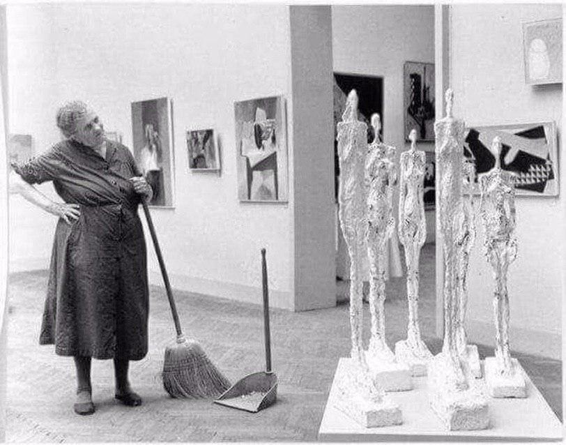 Как же просто уничтожить современное искусство
