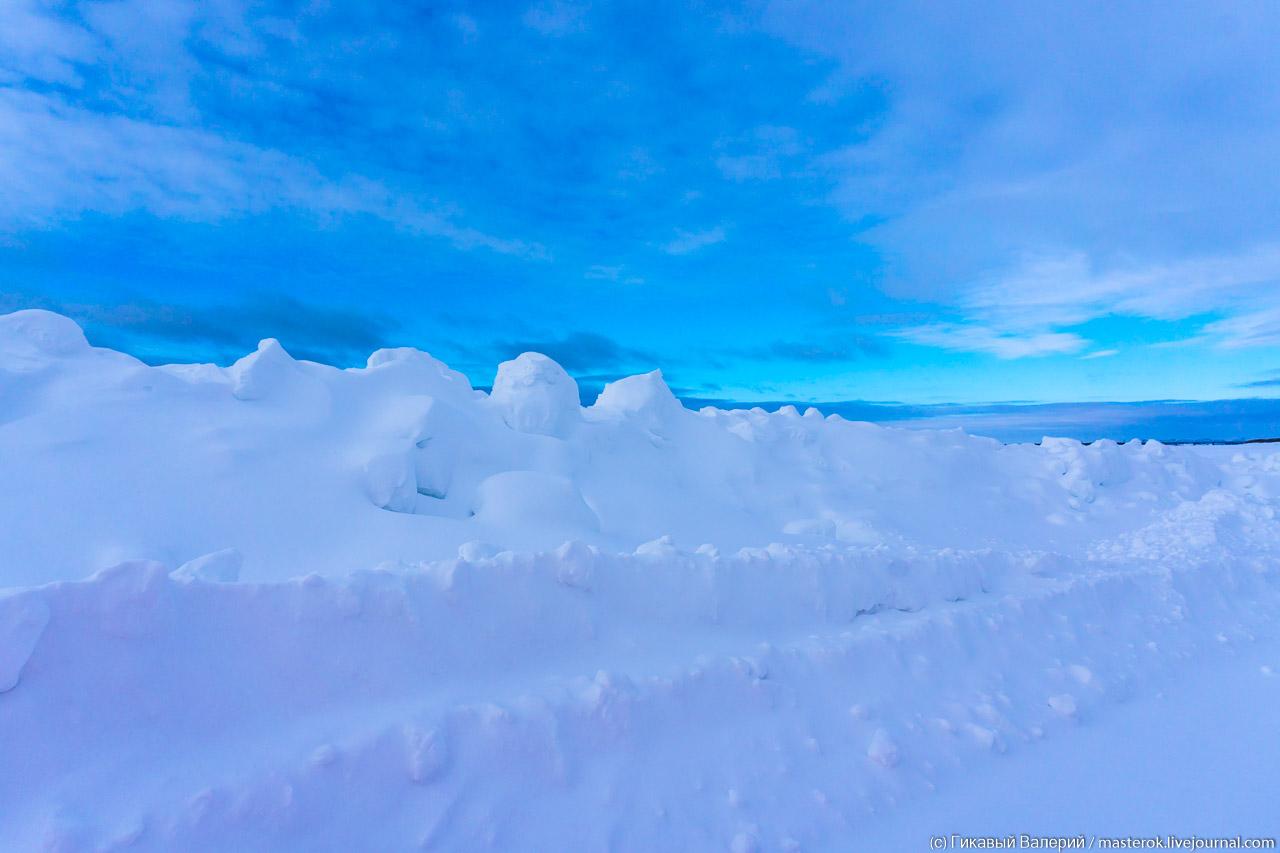 Что такое зимник?