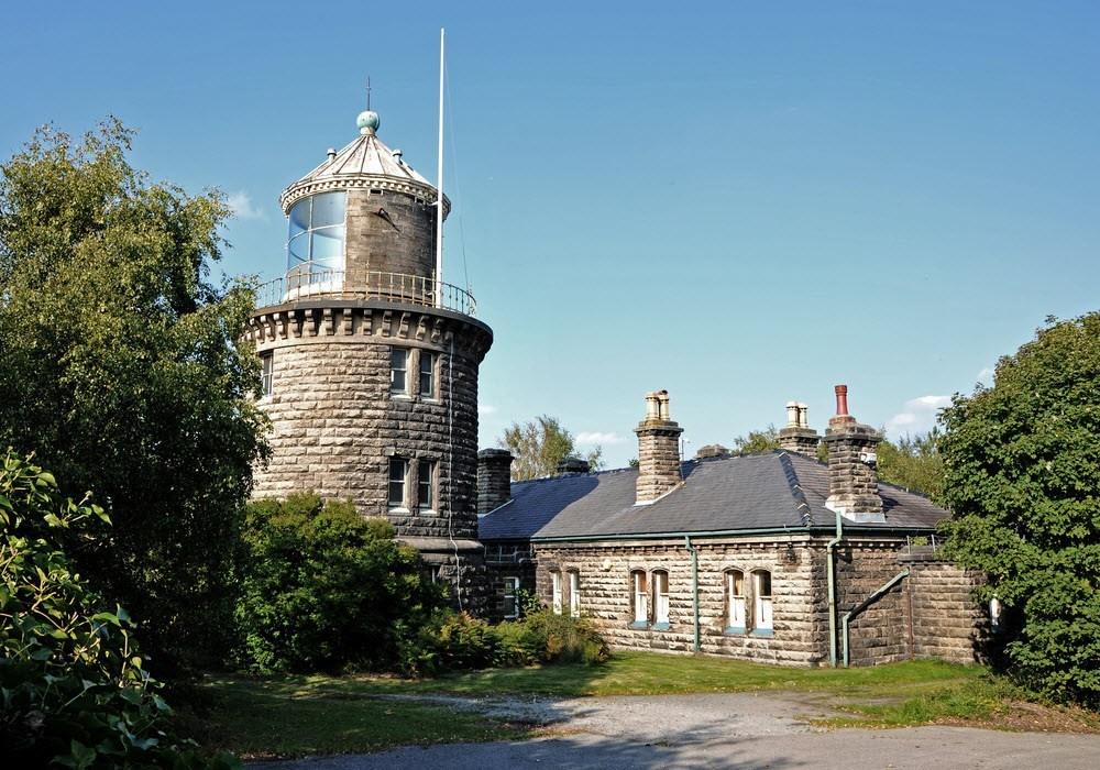 Самый внутренний маяк в мире