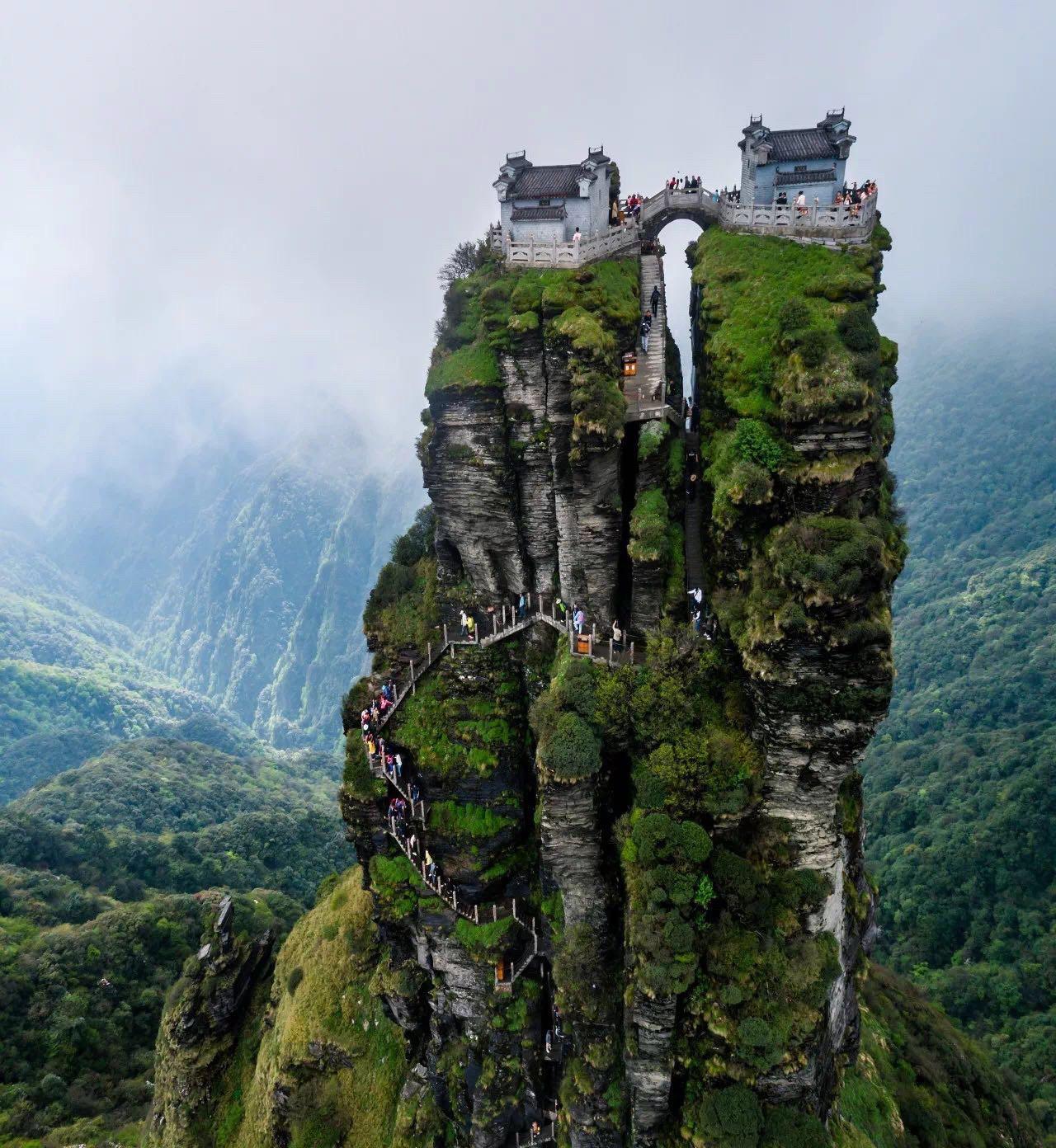 Гора Фаньцзин