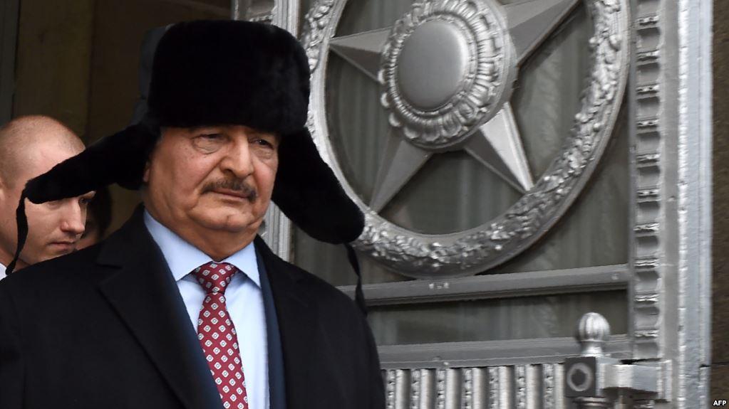 Чей Хафтар сейчас захватывает Ливию?