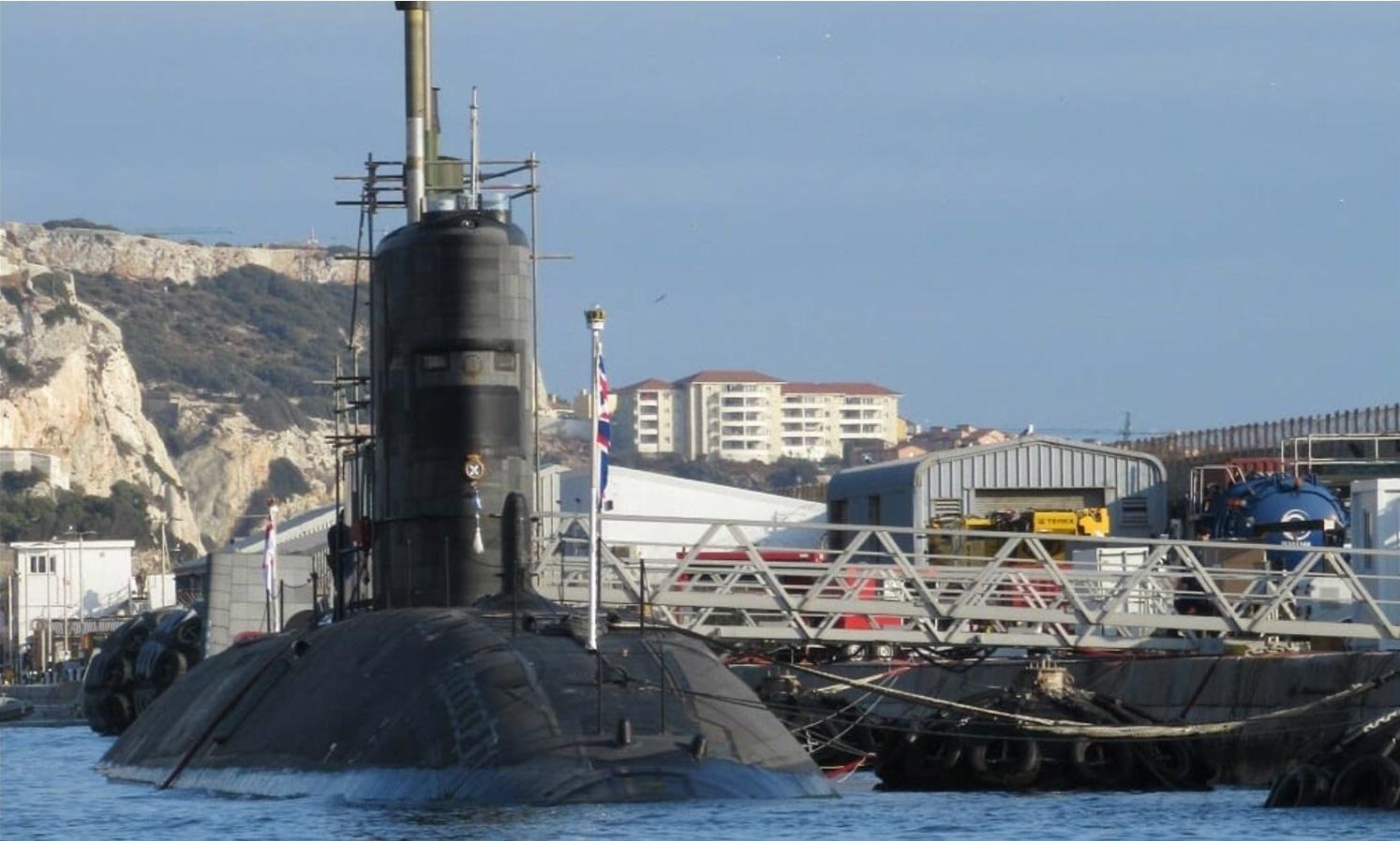Британская АПЛ не вышла в море из-за наркоманов в экипаже