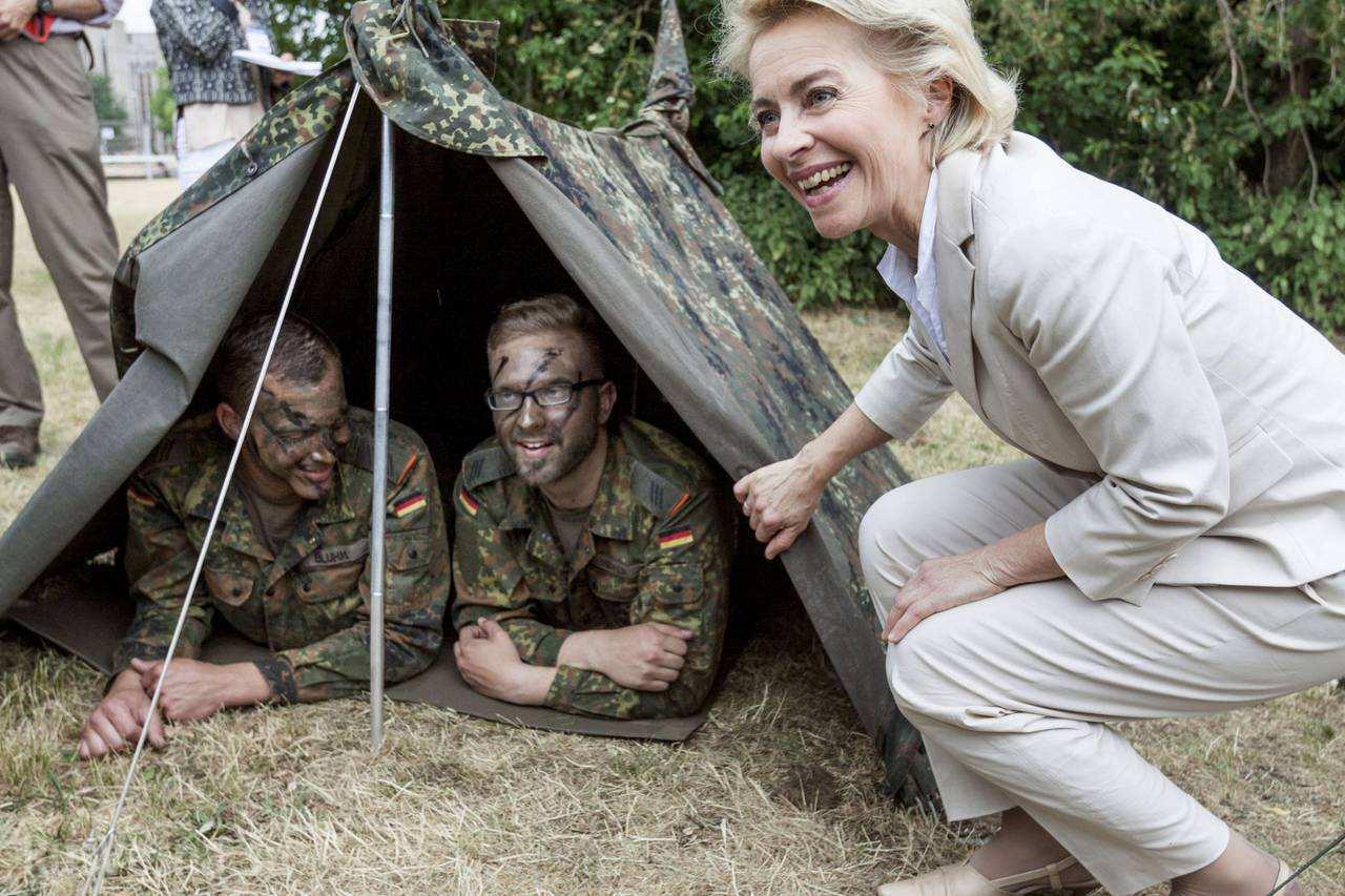Бундесвер - армия старья