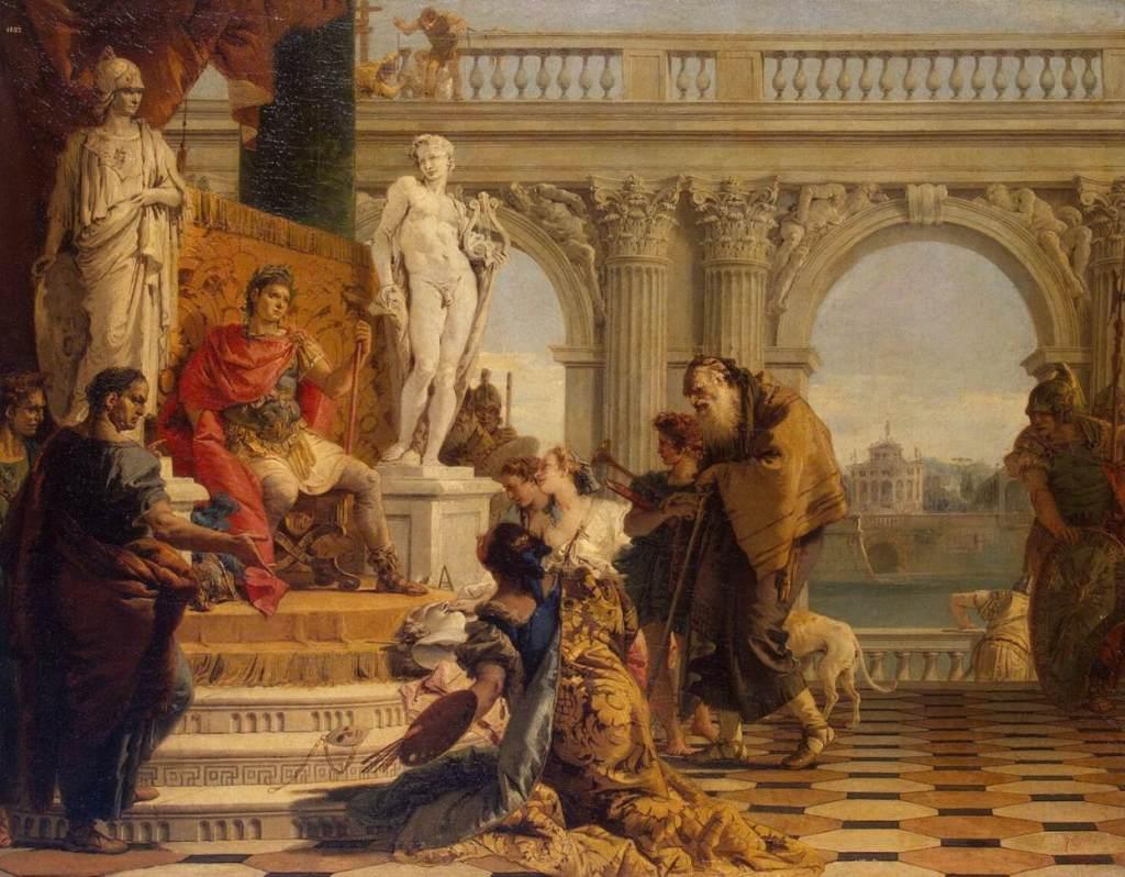 """""""Продам трон Римской империи"""""""