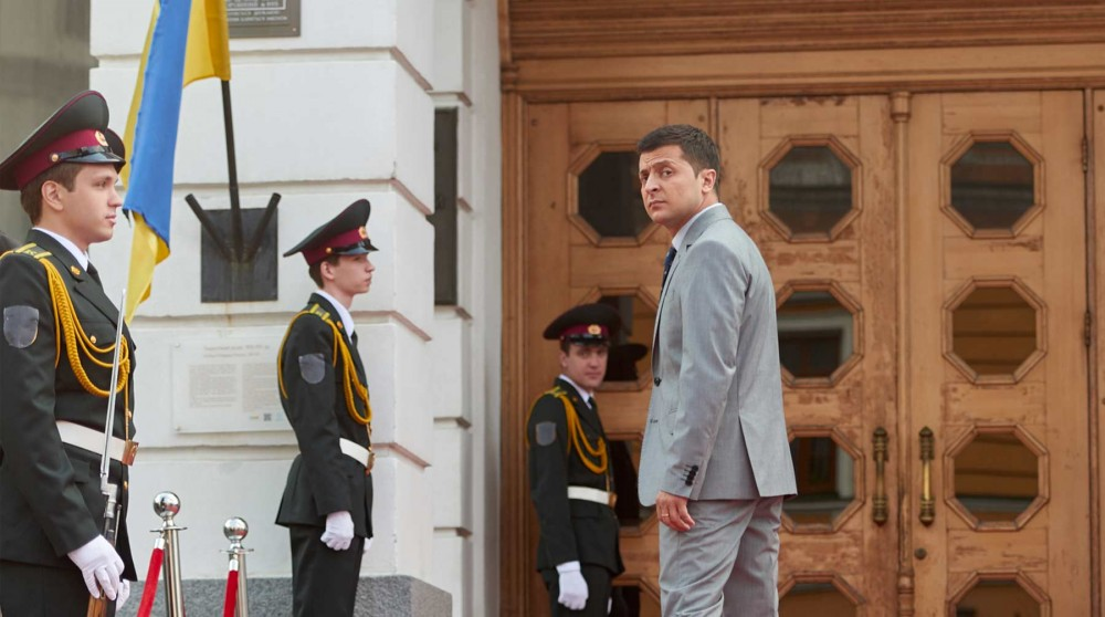 Как Зеленский стал Президентом Украины. Версия.