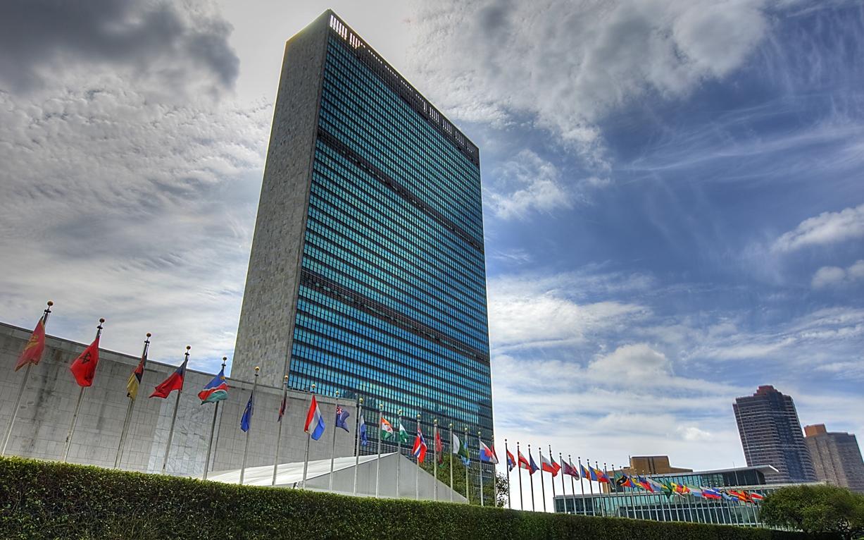 Почему штаб-квартира ООН находится в США? Политика