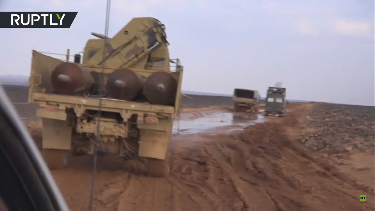 Сирийский ракетный монстр Golan-1000