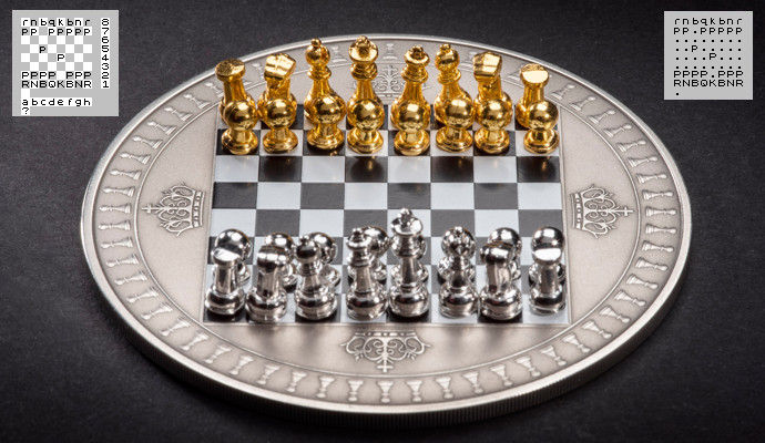 Самая крошечная шахматная программа на свете