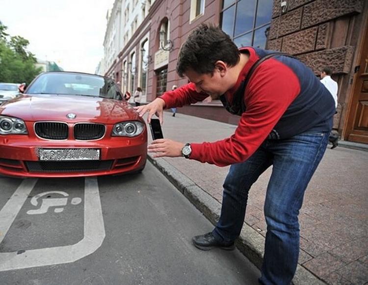 Шантаж автомобилистов через благую идею