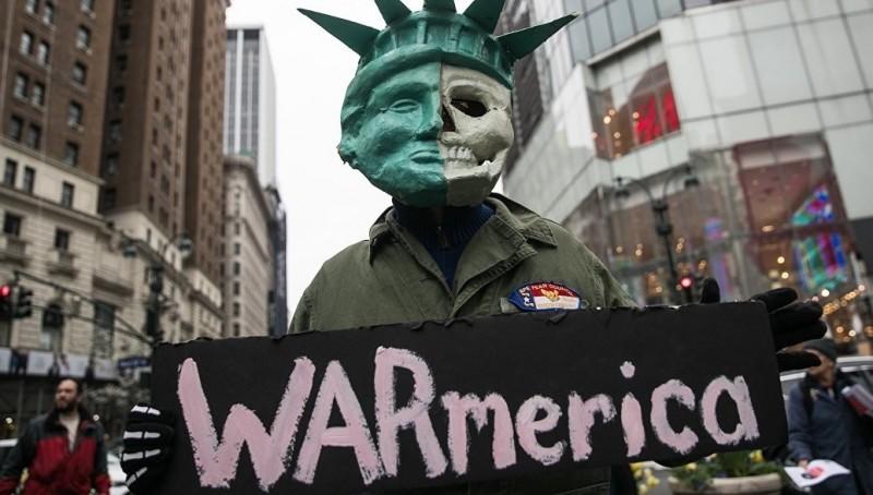 """Против кого сейчас """"бьется"""" США"""