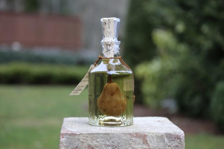 Как засунуть грушу в бутылку? бутылку, потом, собирают, прямо, бутылке, аккуратно, сделать, чтобы, нужно, помещать, Проверьте, вместо, грушу, организовать, может, Знаете, выросла, завязи, образования, происходит