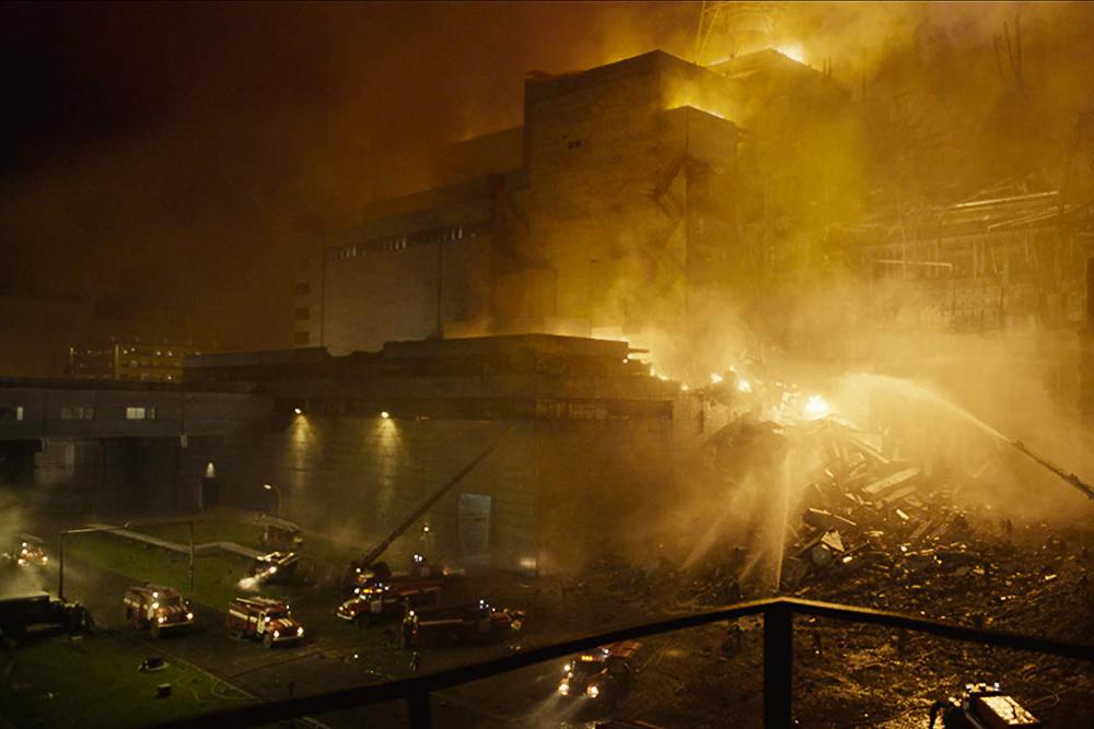 Американцы сняли сериал про Чернобыль