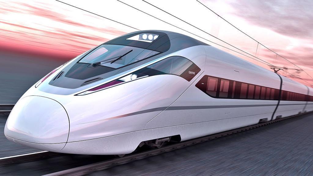 Китай запустит экспресс скоростью 600 км/ч