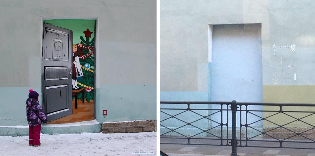 Трудная судьба граффити в России