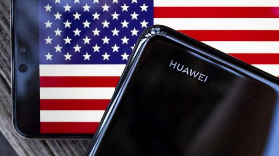 Смертельный удар для Huawei