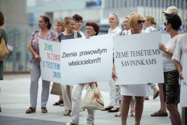 Как литовские власти попали в собственную ловушку. Попадет ли Украина?