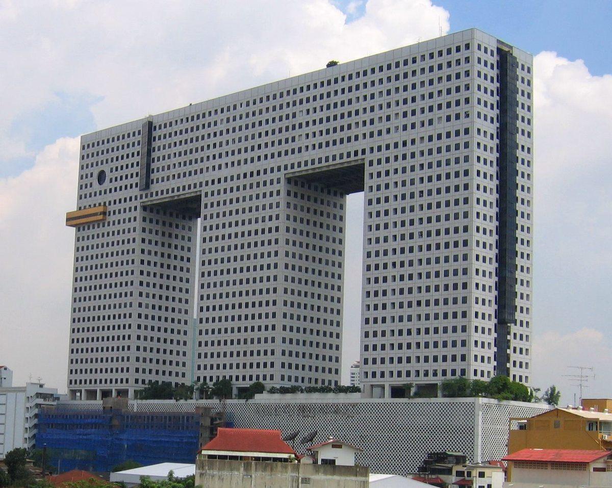 Башня Чанг или Слон Бангкока