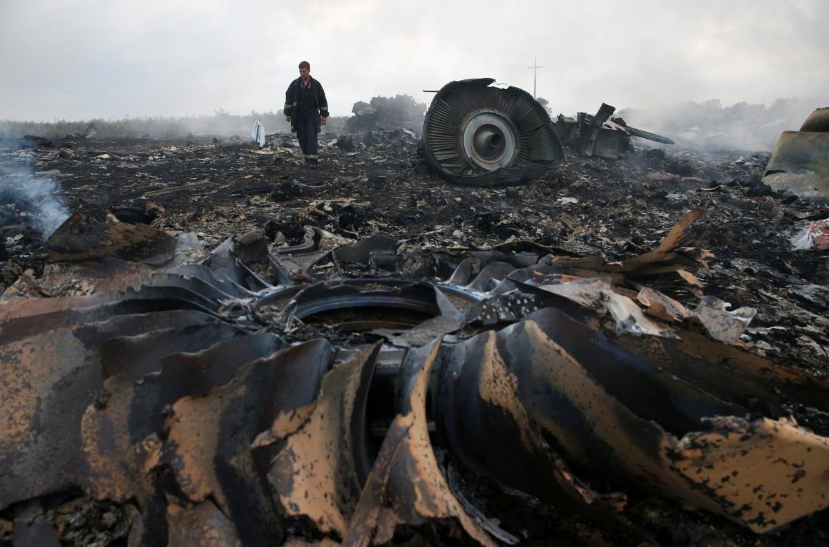 Новый подробности о расследовании крушения MH17