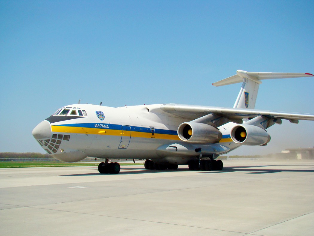 Третий украинский Ил-76 уничтожен в Ливии