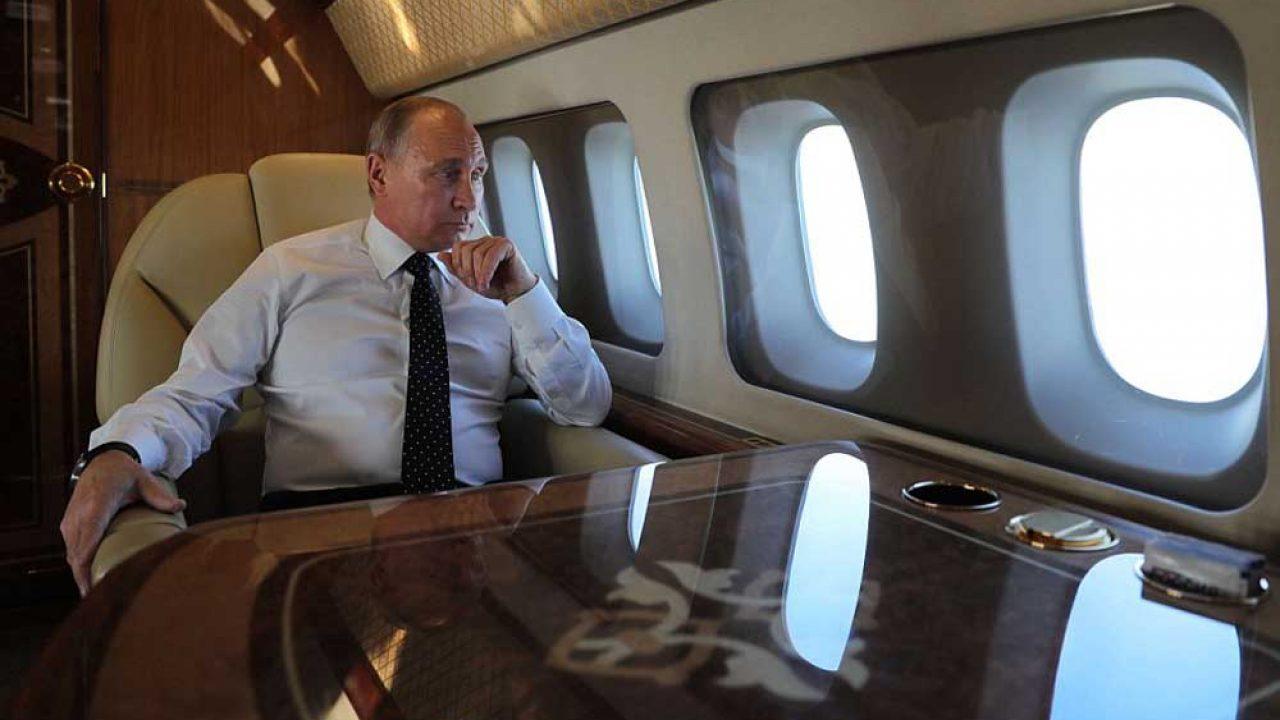 Как самолет с Путиным чуть не попал в авиакатастрофу