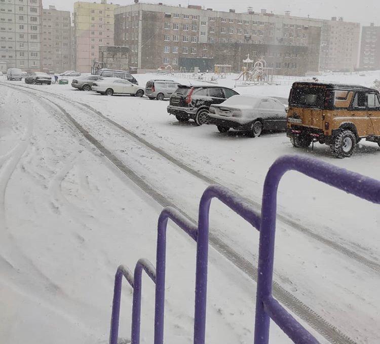 Норильск сегодня