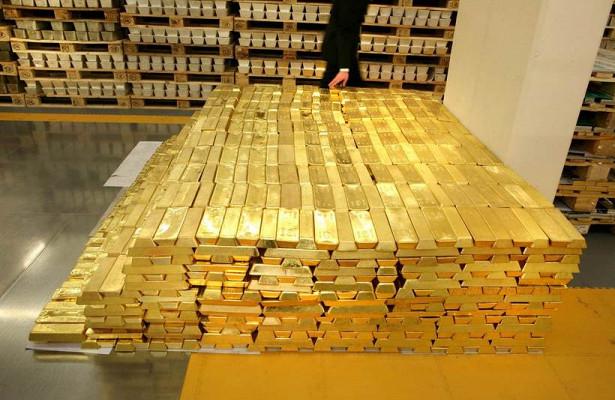 Украсть золотой резерв страны
