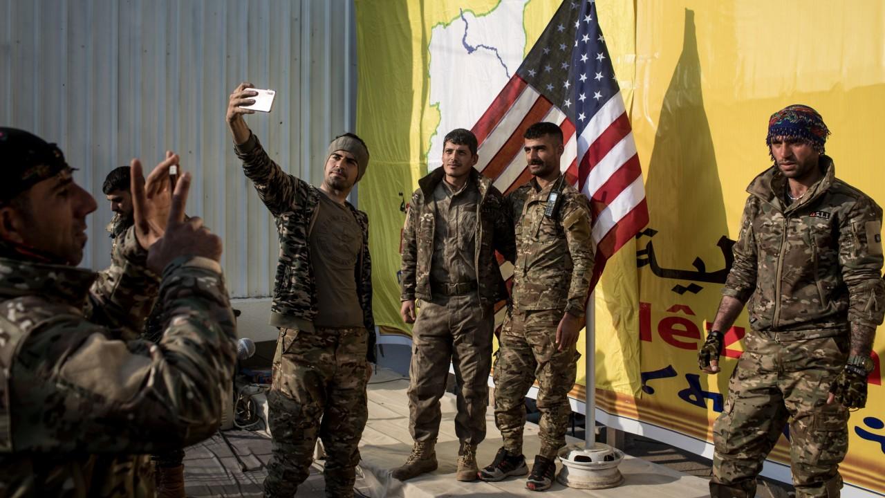 Украинским властям стоит внимательно присмотреться к ситуации с курдами в Сирии