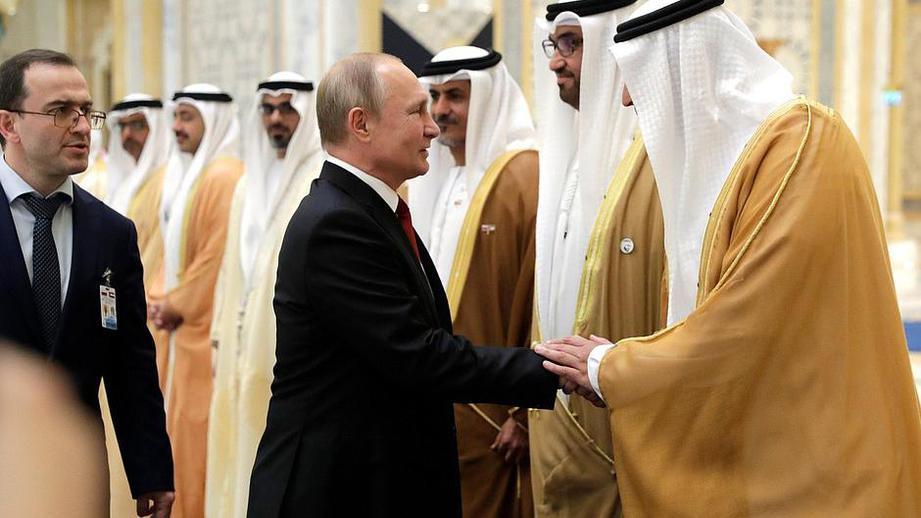 На Ближнем Востоке Путину равных нет