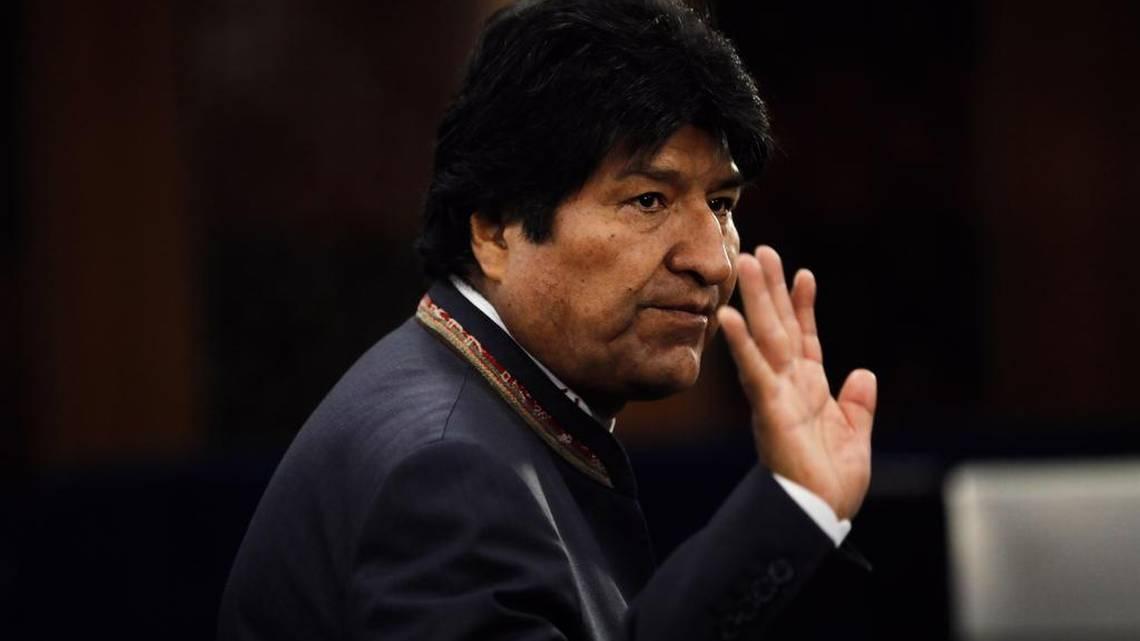 До чего довел Боливию Эво Моралес?