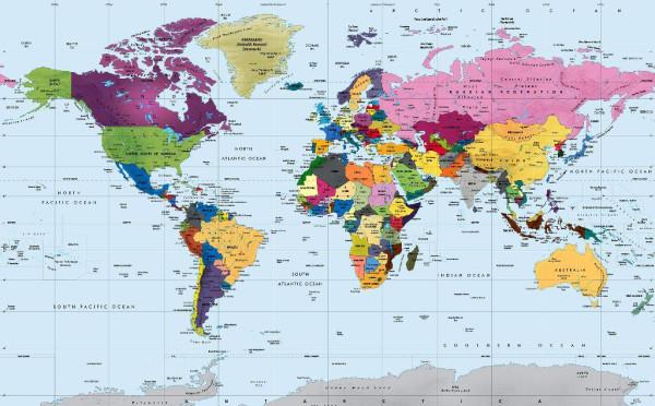 Почему в школах не используют правильную карту мира?