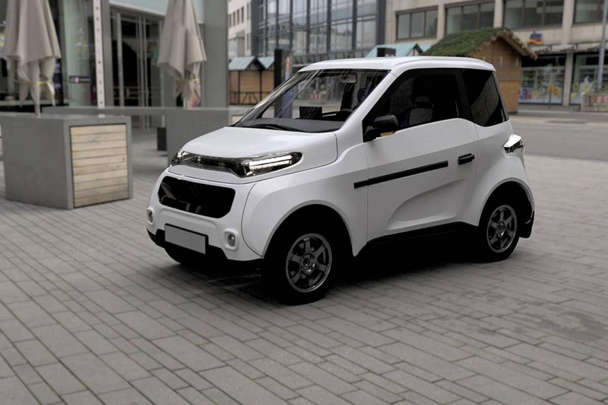 В 2020 году Россия поставит на поток самые дешёвые в мире электромобили