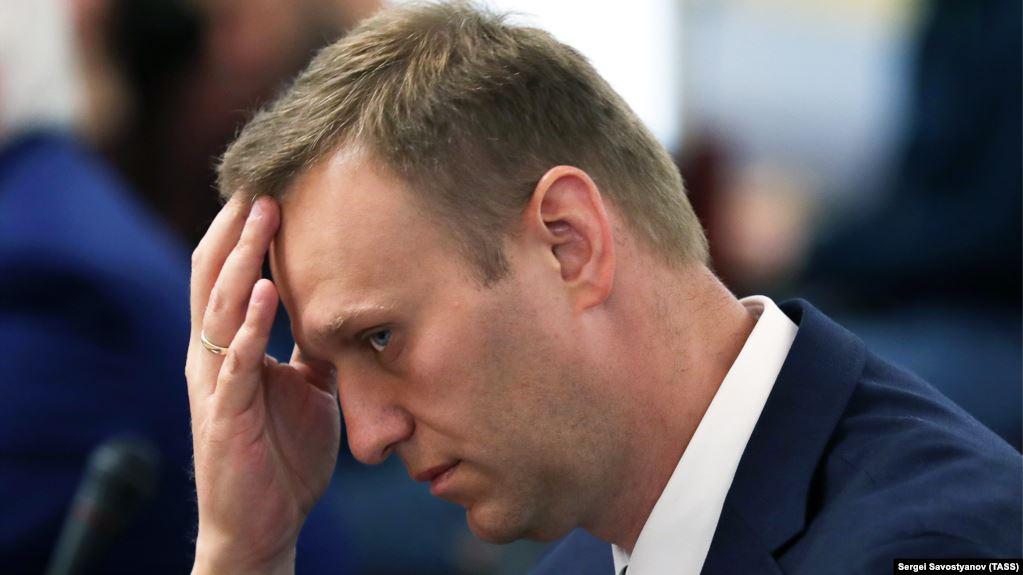 Навальный проиграл суд единороссу