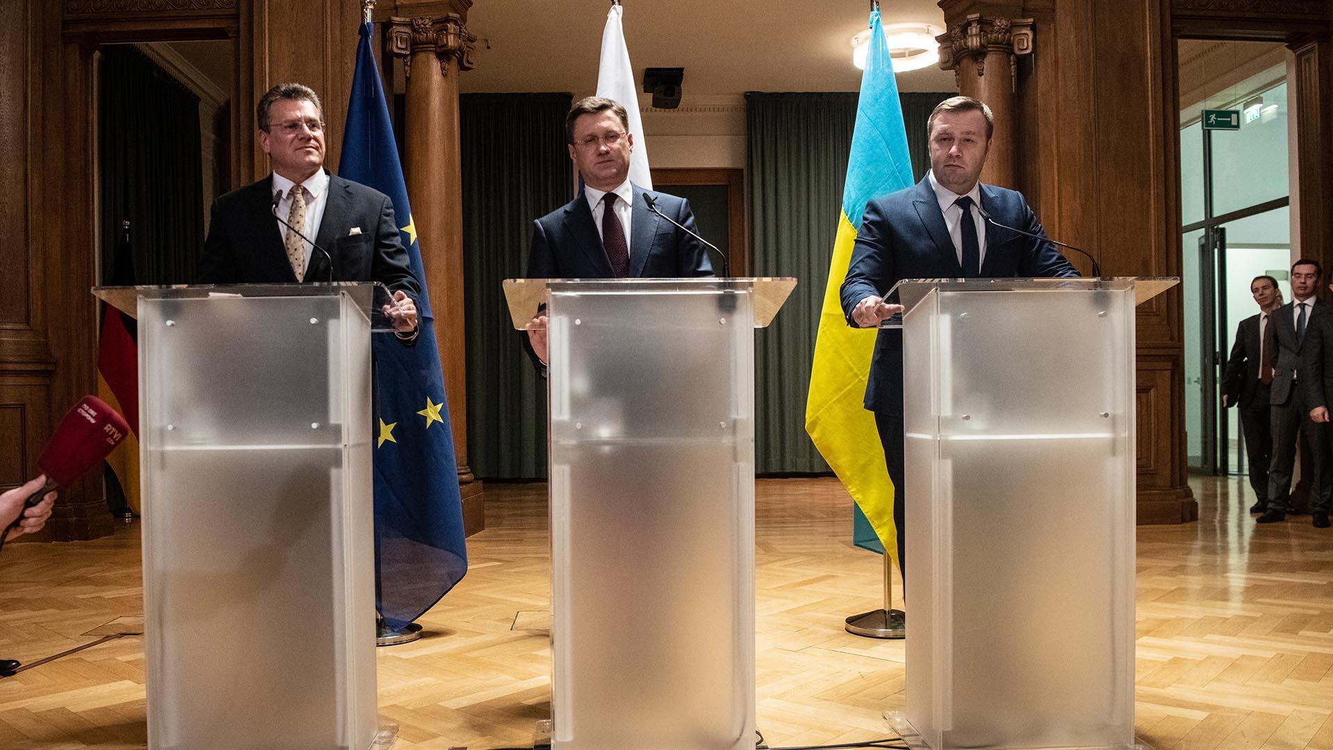 Украина опять выкатит иск против Газпрома Украина