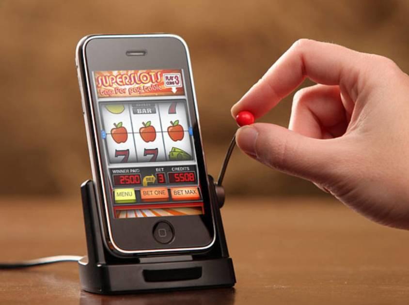 на телефон игровые автоматы бесплатно